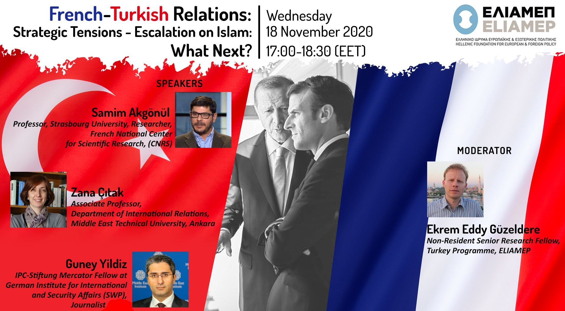 Permalink auf:Webinar Turkish French Relations